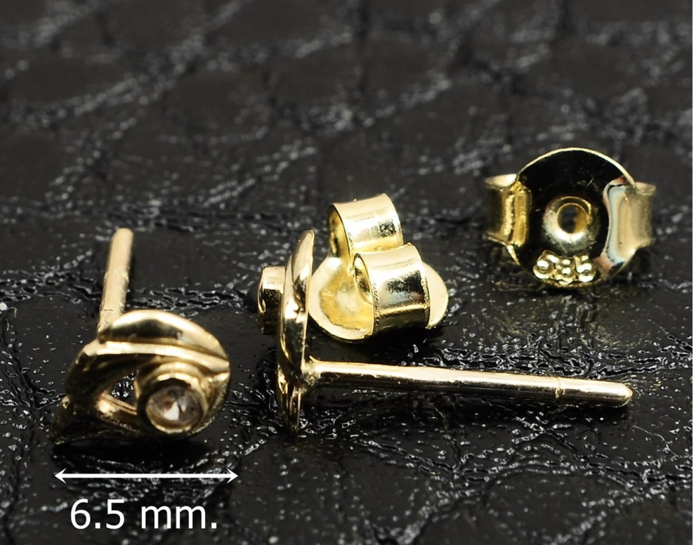 delicate lyst yellow gallery diamond gold phillips stud earrings house jewelry