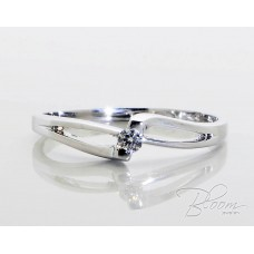 Еxtraordinary Diamond Engagement Ring 18K