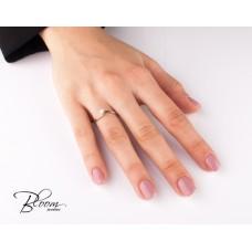 Tender Diamond Engagement Ring White Gold