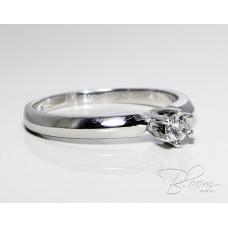 Exclusive Diamond Engagement Ring 18K