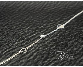 Tiny Diamond Bracelet 18К