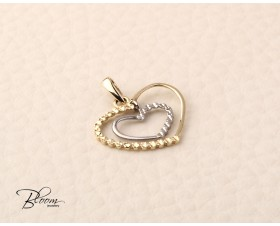 Elegant Heart Pendant